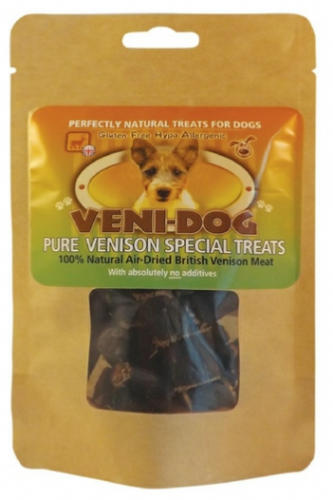 Veni Dog - Venison Special treats - 50gm